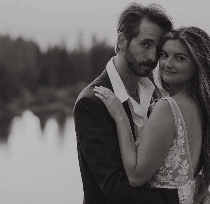 Modern Boho Glam Wedding in Telluride