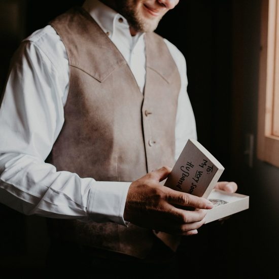 Wedding Day Gift Guide for the Groom