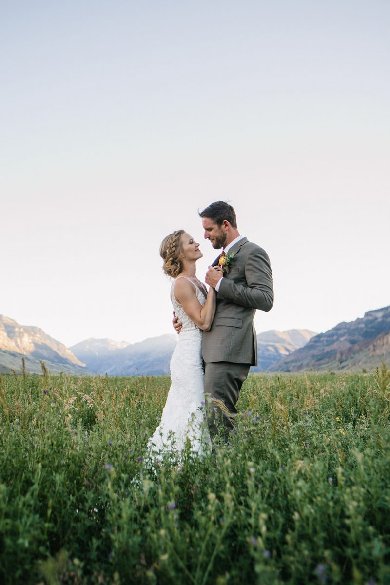Relaxed and Rustic Wedding at Double Diamond X Ranch