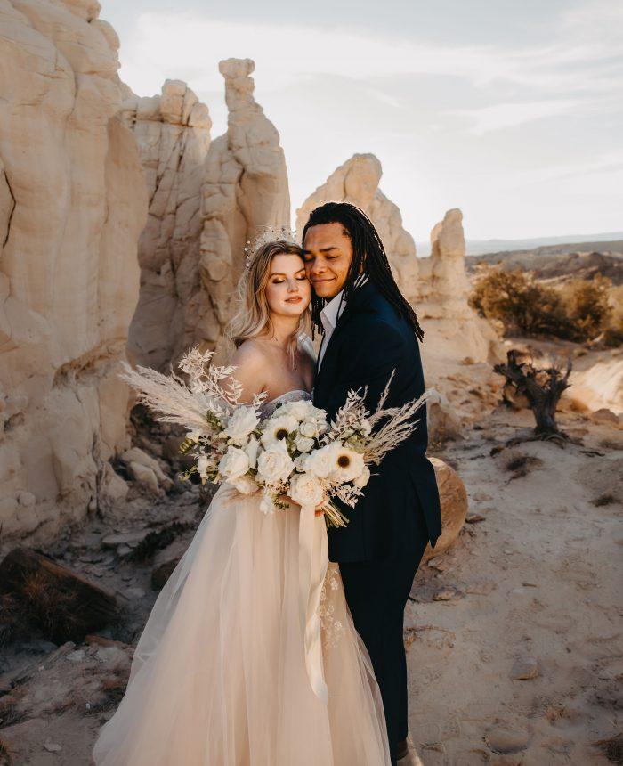 Southwestern Utopian Bridals