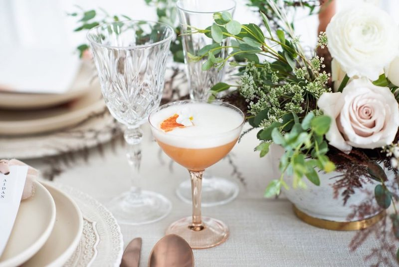 10 Signature Cocktails for your I Do Day