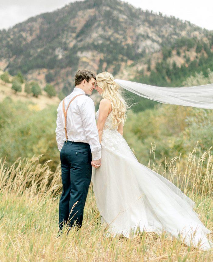 Star Valley Mountain Charm Wedding