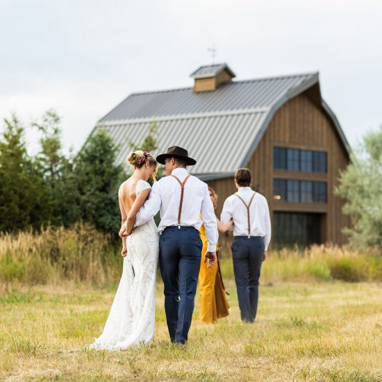 8 New Wedding Venues in the Rocky Mountains