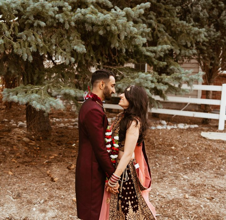 Intimate Cultural Wedding in Denver
