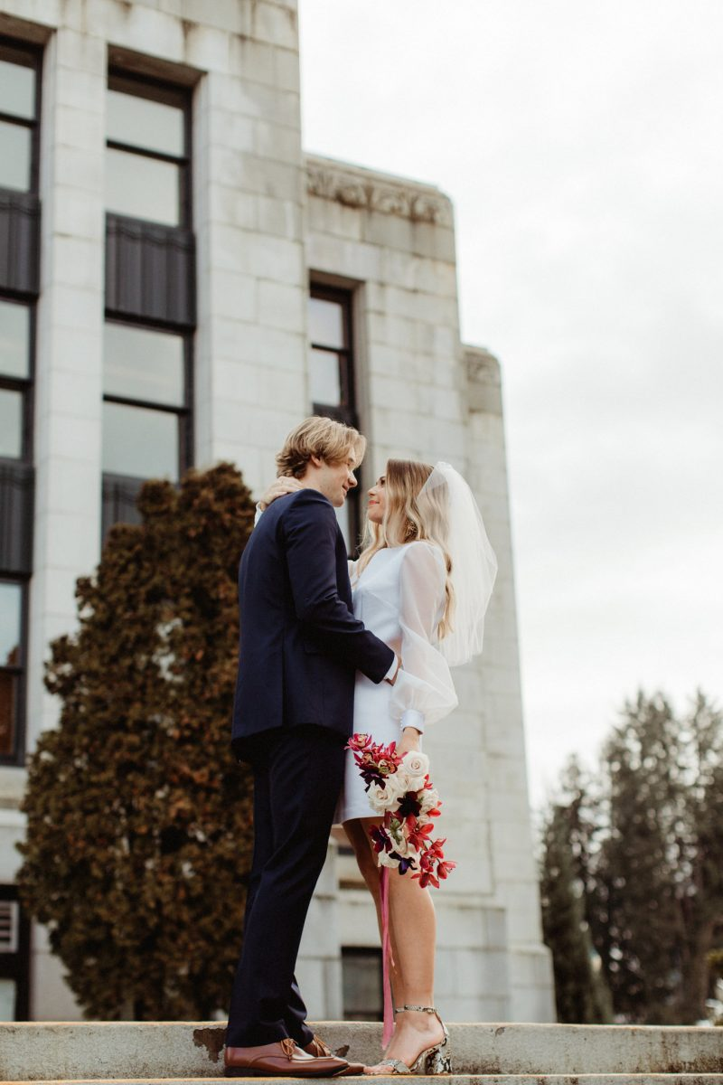 Sweet and Simple Bridal Inspiration