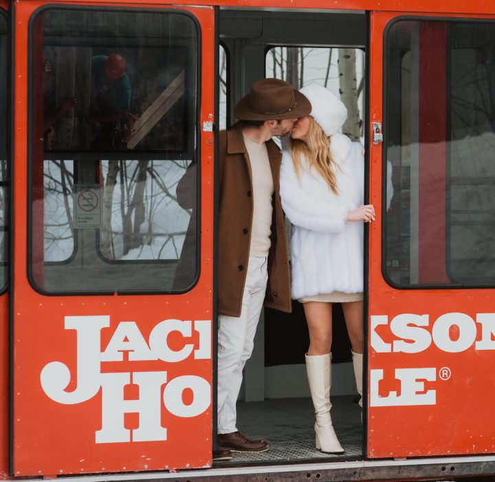 Sneak Away to Jackson Hole, Wyoming for a Romantic Weekend