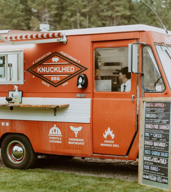 25 Best Food Trucks in the Rocky Mountains for your Wedding Reception