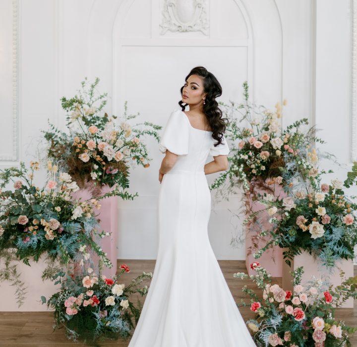 Classic and Eternal Salt Lake City Wedding Inspiration
