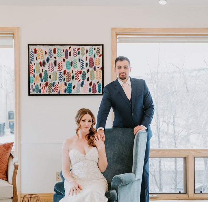 Cottagecore Wedding Inspiration in Downtown Boulder