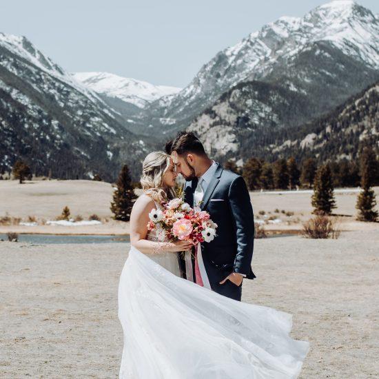 Destination Wedding at Taharaa Mountain Lodge
