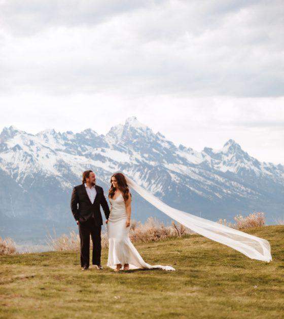 Love Struck Jackson Hole Bridals