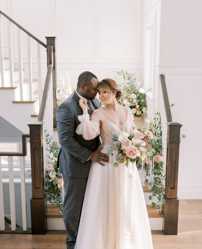 Luxurious and Timeless Estate Wedding Inspiration