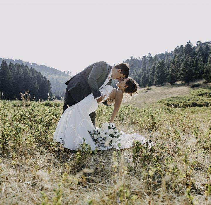 Nostalgic Great Falls Ranch Wedding