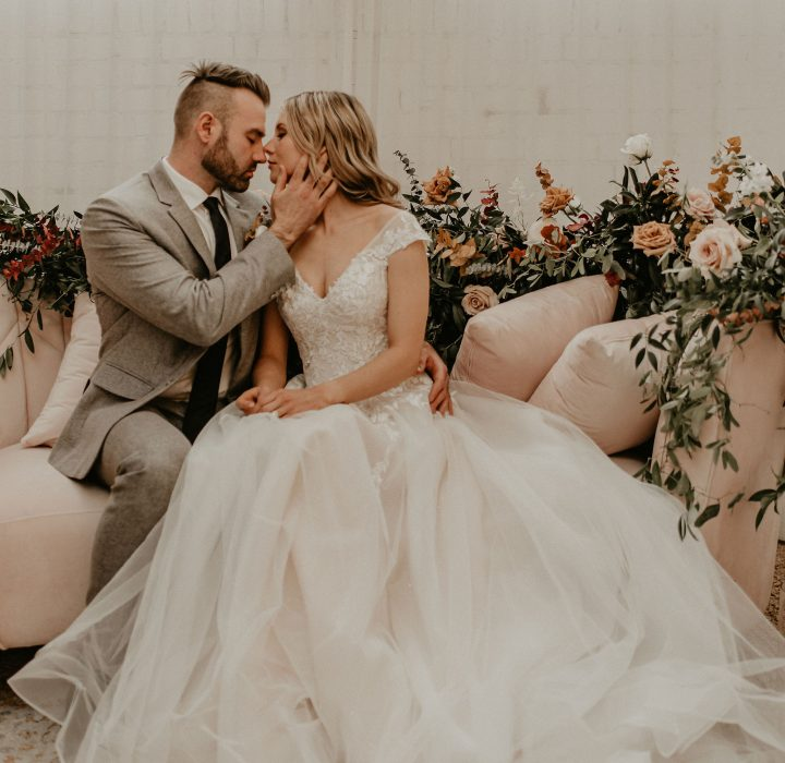 Romantic and Dreamy Wedding Inspiration at Venue 308
