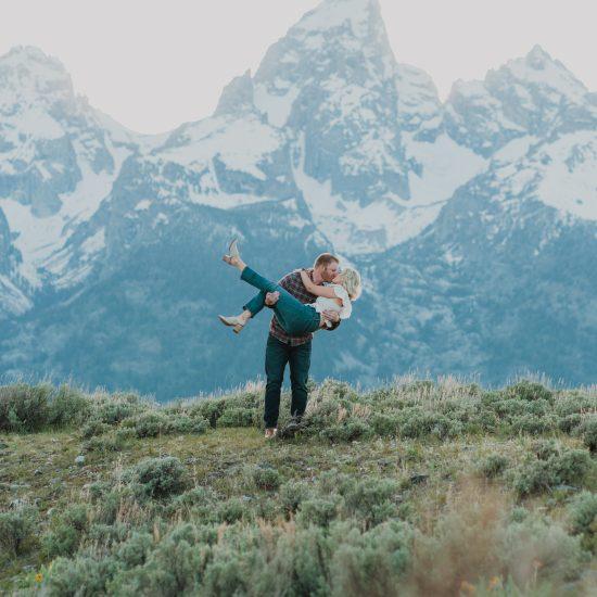 Striking Grand Teton National Park Proposal