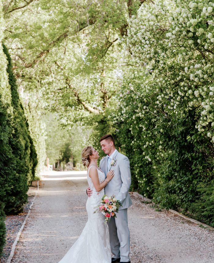 Vintage Charm Wedding Inspiration at The Cottage at Riverbend