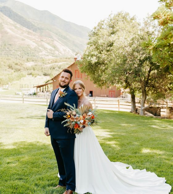 Warm and Radiant Wedding at Quiet Meadow Farms