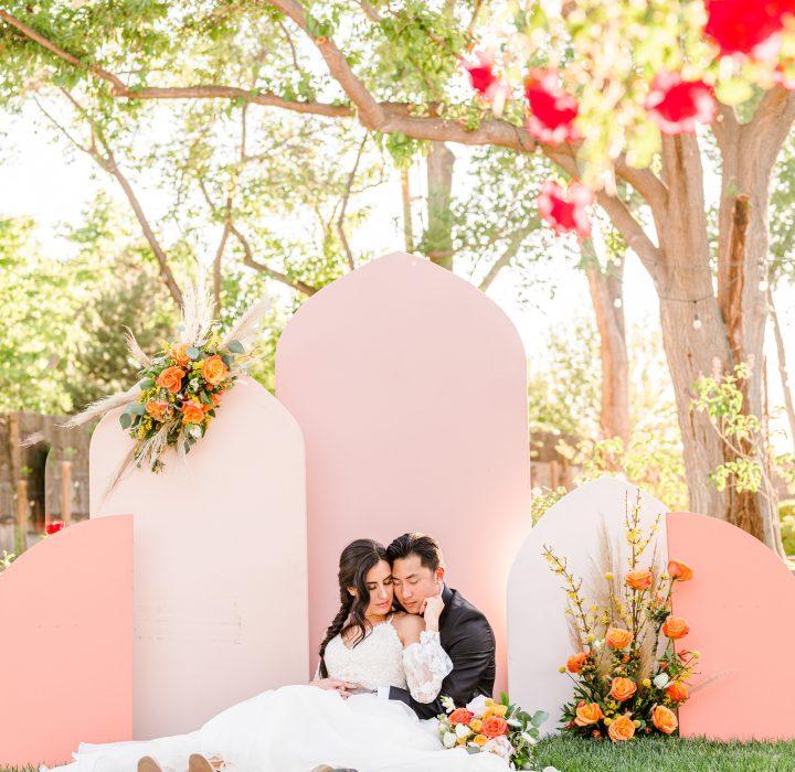 Yellow and Citrus Flair Wedding Inspiration