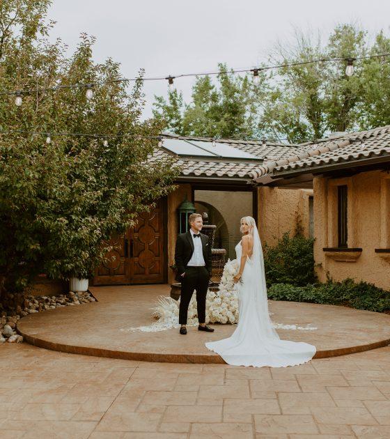 Plan your Dream Mediterranean Wedding at Villa Parker