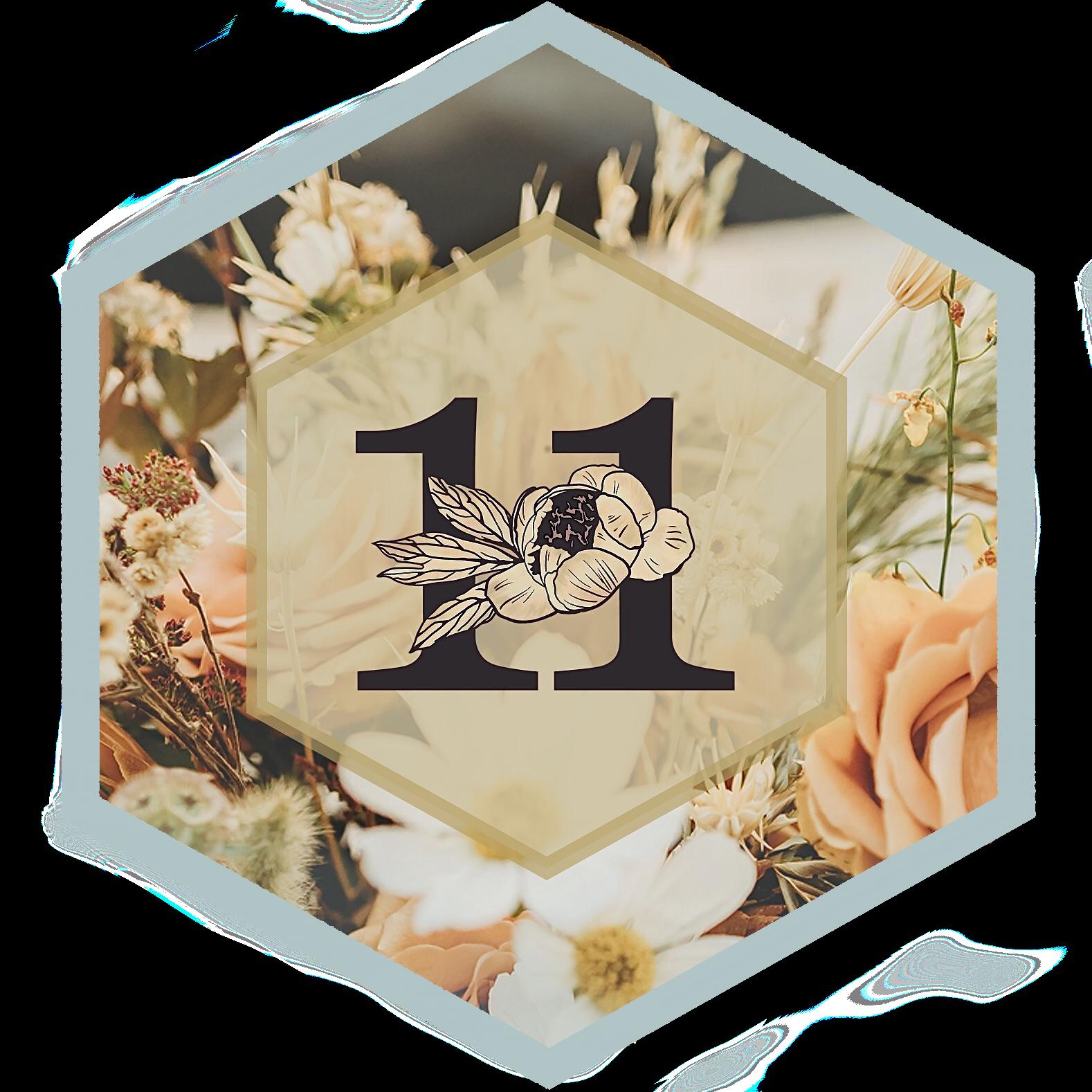 Eleven Blooms Floral Studio