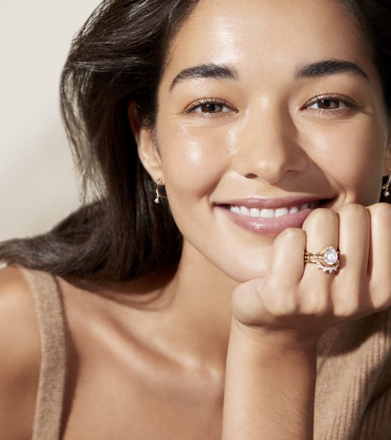 Brilliant Earth's New Ensemble Wedding Ring Collection