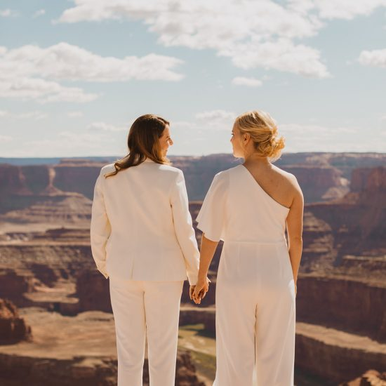 Adventurous and Adoring Elopement in Moab