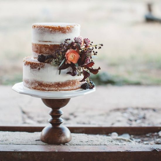 Best Wedding Cakes & Desserts in the Rocky Mountains