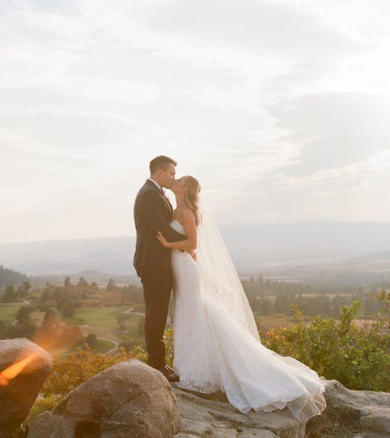 Charming Black Tie Wedding in Denver