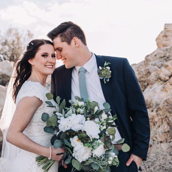 Euphoric Antelope Island Bridals