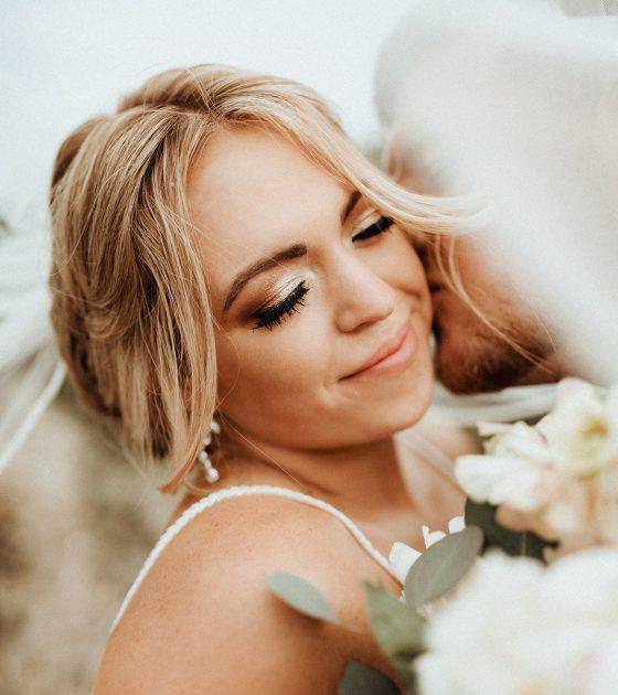 A Beautiful Mountain Wedding in Romantic Blush Hues
