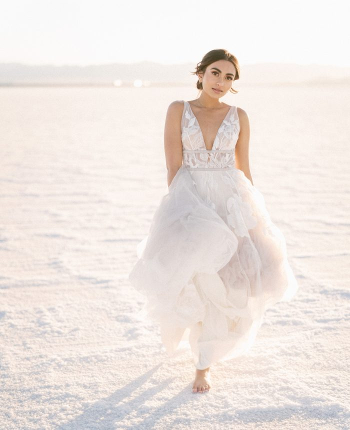 Soft and Dreamy Elopement Inspiration