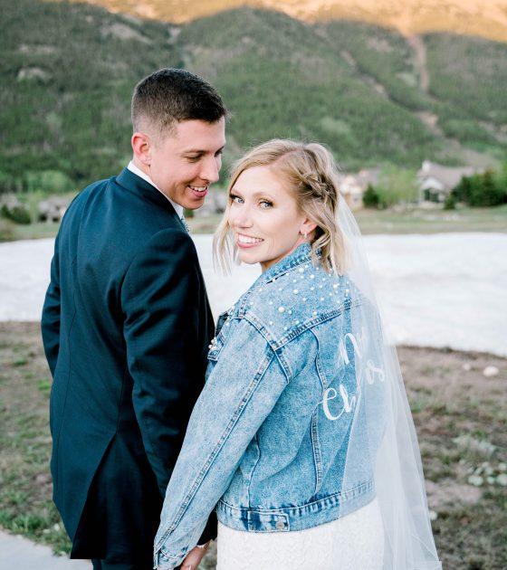 Summer Mountaintop Wedding at Copper Mountain