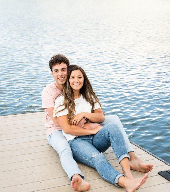 Sweet Summertime Engagement