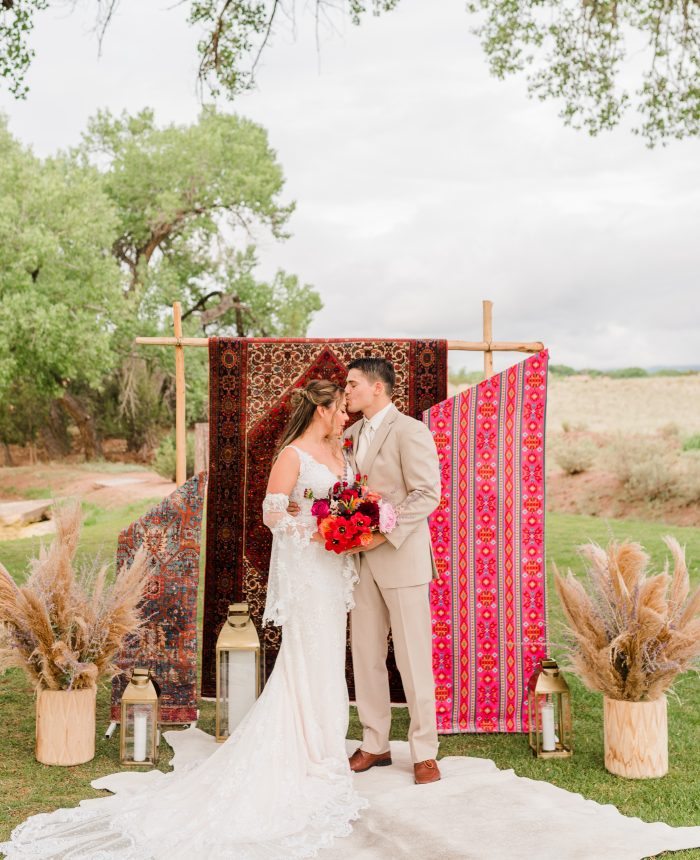 Vibrant and Eclectic Southwestern Wedding Inspiration
