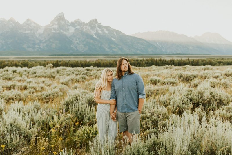 33 Epic Locations in the Rocky Mountains for Engagement Photos