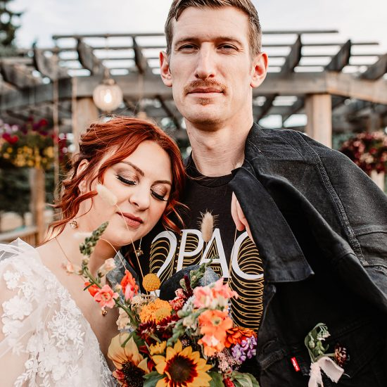 Eclectic Boho Garden Wedding Inspiration