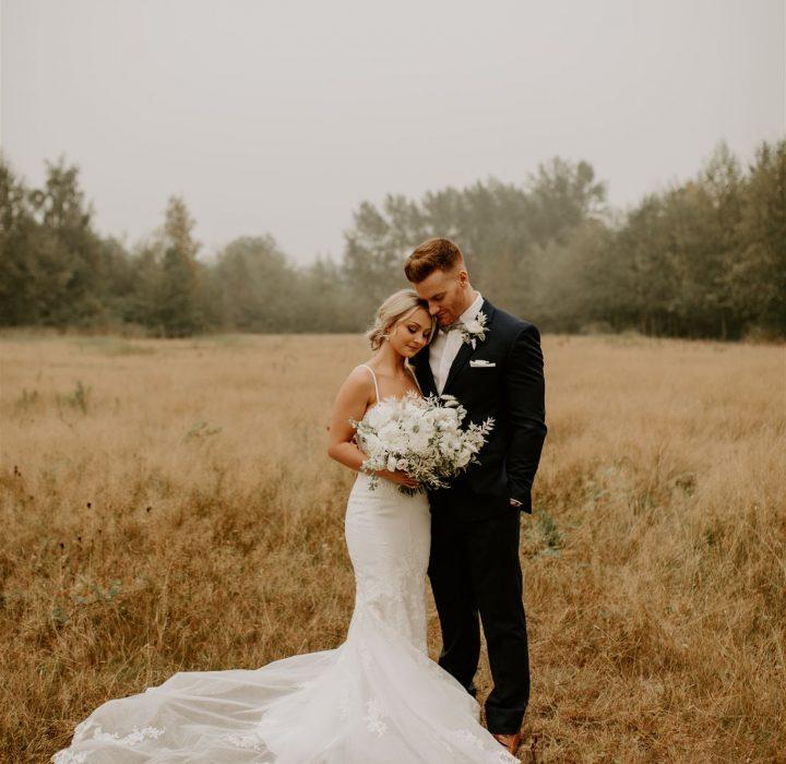 Refreshing and Simplistic Sage Wedding