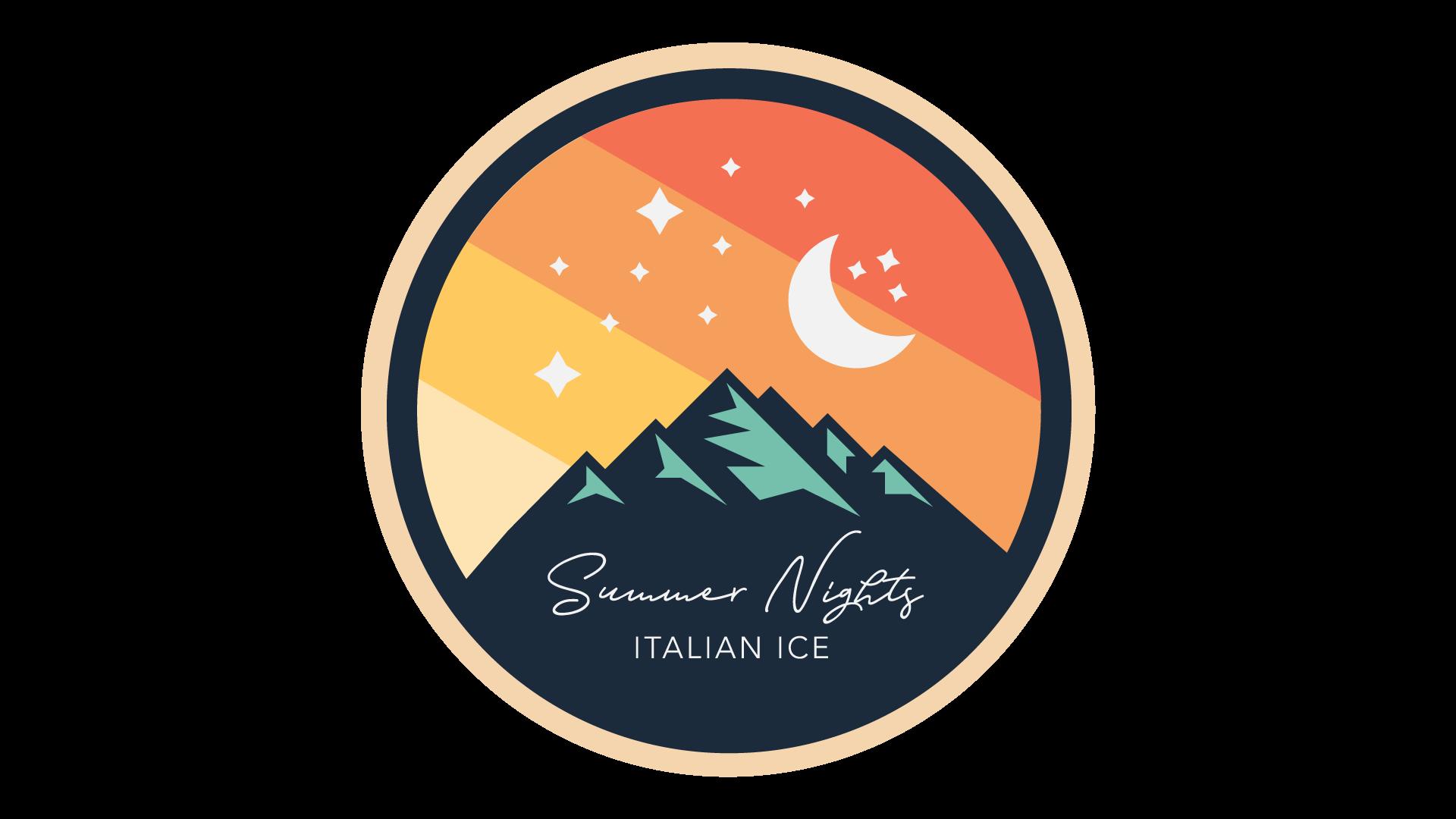 Summer Nights Italian Ice