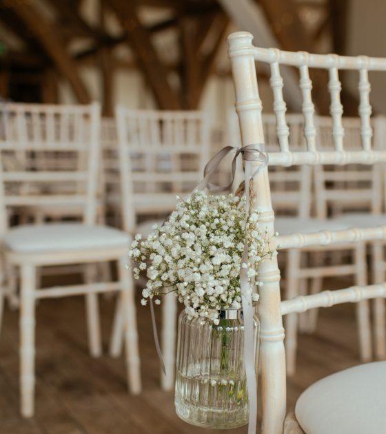 Types of Wedding Chairs You Can Rent for Your Ceremony and Reception