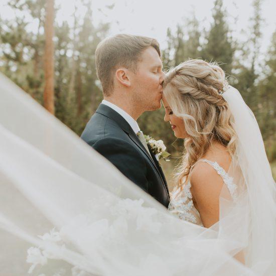 Woodsy Micro Wedding Beneath the Pines