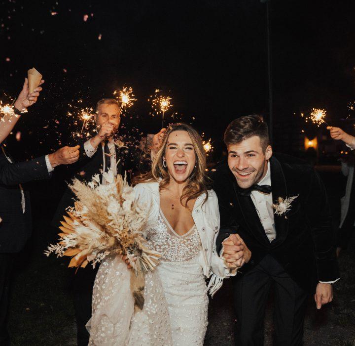 15 Wedding Reception Dresses to Dance the Night Away