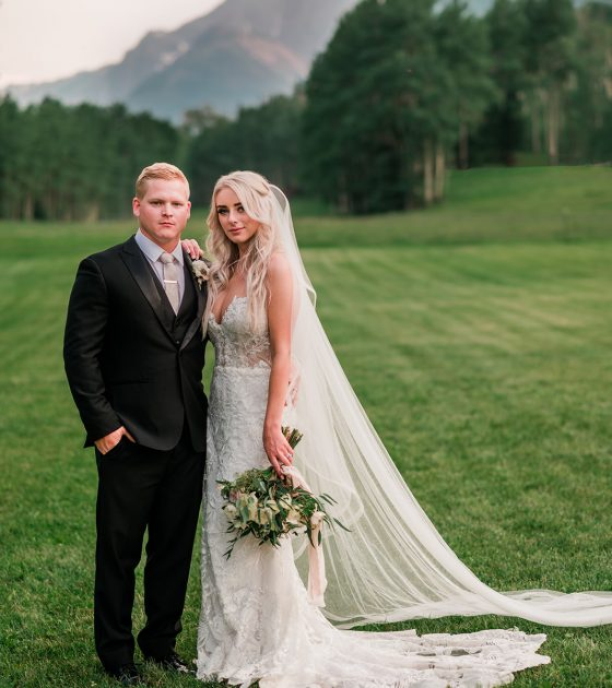 Rustic and Elegant Wedding at T-Lazy-7 Ranch