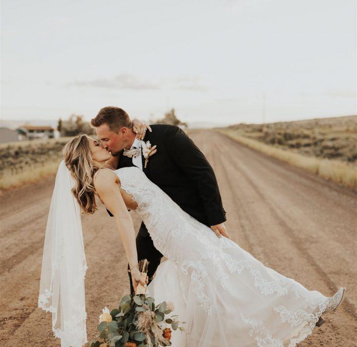 Rustic Ranch Wedding in Colorado