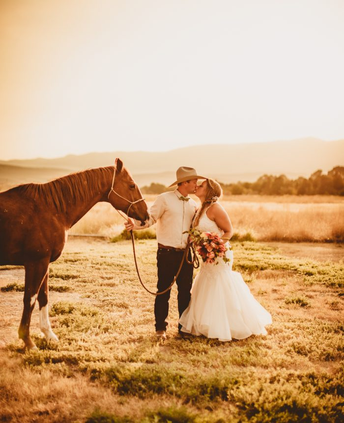 Tried and True Montana Wedding at Headwaters Ranch