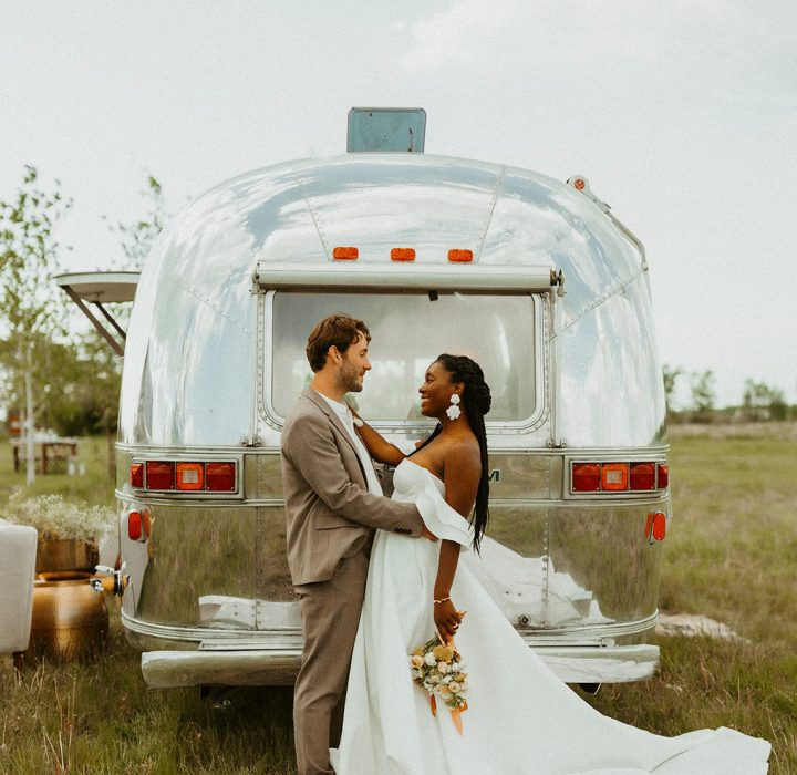 Vintage and Whimsy Wedding Inspiration at Firelight Farm